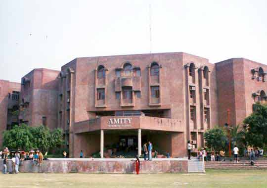 Amity University Distance MBA Admission