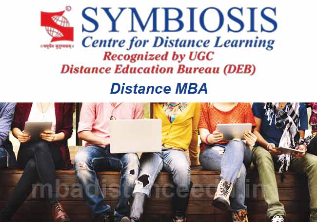 Symbiosis Distance MBA Admission Eligibility